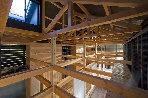 Barn-Style-Home-Design-Loft