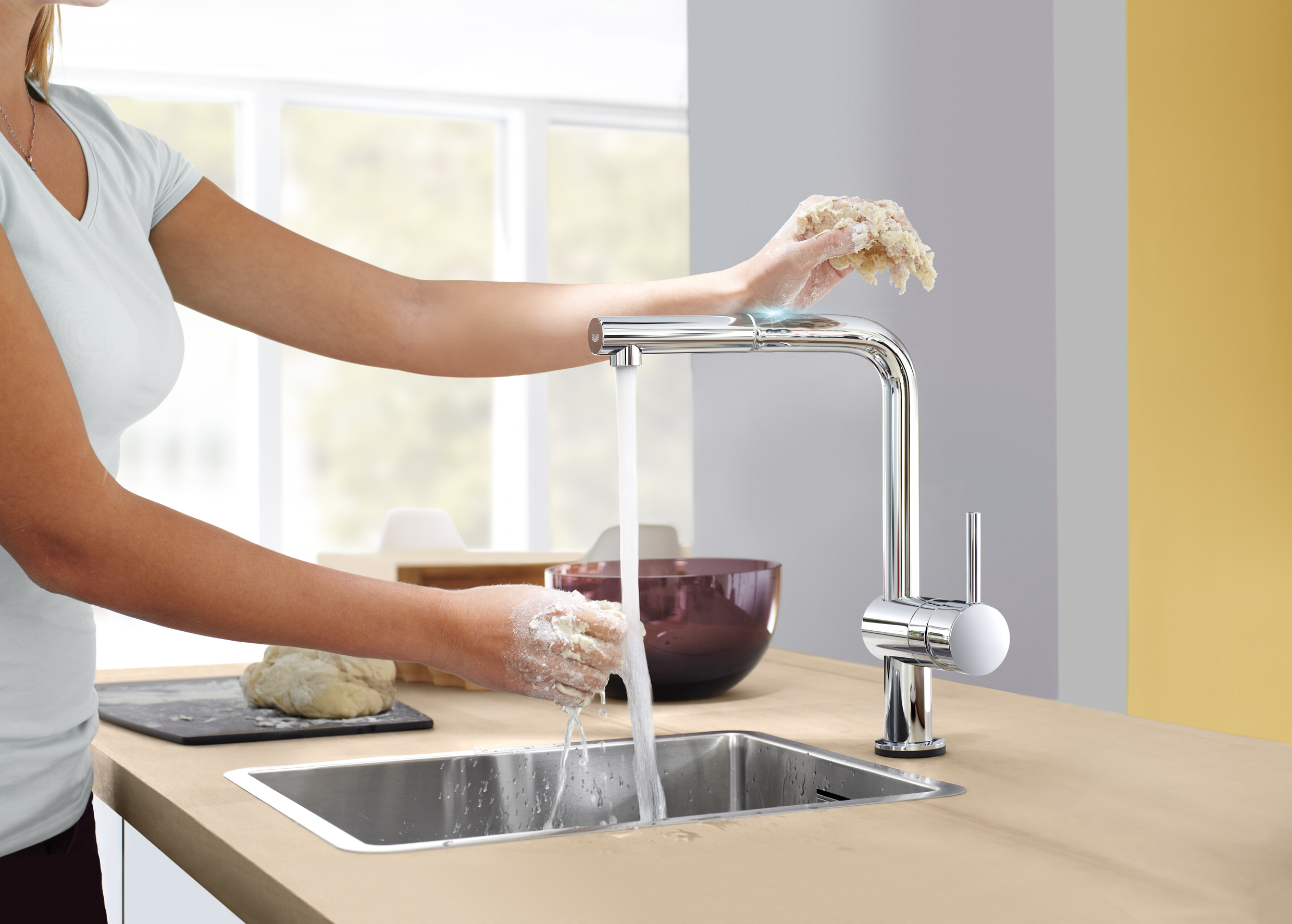 GROHE Minta Touch (3)