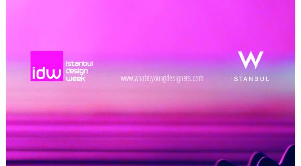 W Istanbul Genç Tasarımcı Yarışması