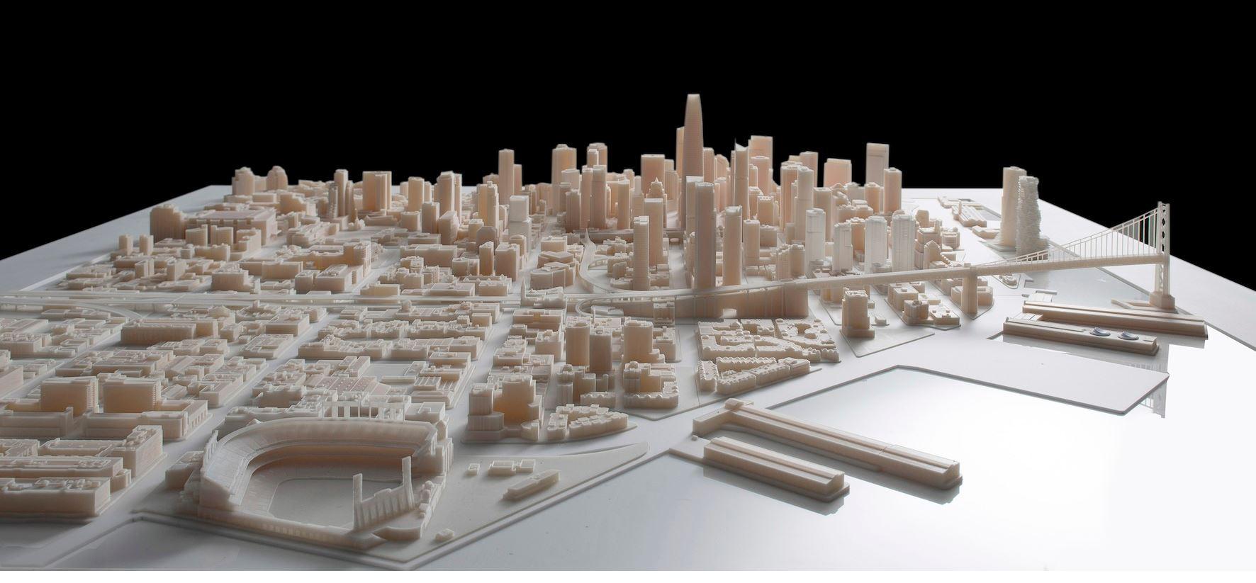 3D+Printed+SF+Model
