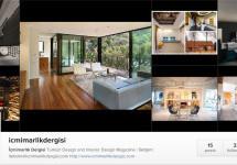 İçmimarlık Dergisi şimdi Instagram'da: icmimarlikdergisi