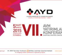 AVM'lerin yol haritasını belirleyen VII. AVM Yatırımları Konferansı