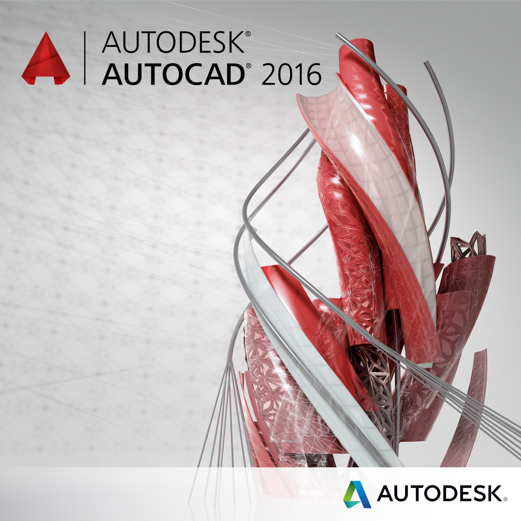 AutoCAD+2016