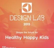 Design Lab 2015 teması açıklandı: Sağlıklı ve mutlu çocuklar