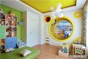 Çocuklar için oyun alanları ve çocuk odası tasarımı