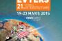 İstanbul Uluslararası Ev Tekstili Fuarı (EVTEKS) 19-23 Mayıs 2015