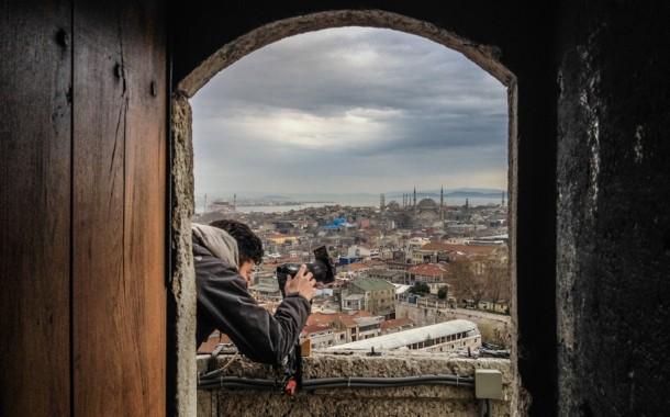 Mimar Sinan'ın Minarelerinden İstanbul'a Bakmak