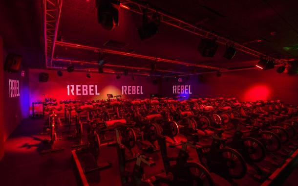 Spor Salonu Tasarımı: 1Rebel