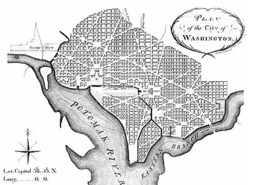 Washington'un planı kağıt üstünde.