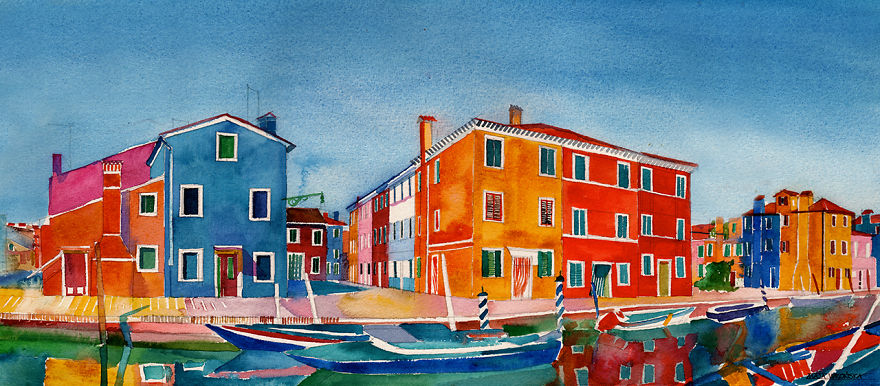watercolors-from-around-the-world-by-Polish-architect-Maja-Wroska-57165a2af0483__880