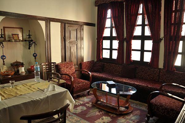 Fotoğraf .2. Türk evi Oda